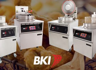 BKI's commercial cooking equipment is the foundation of culinary excellence.