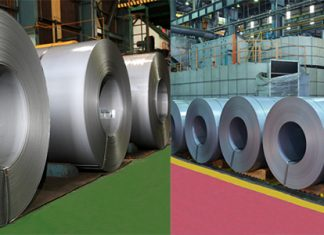 CSC produces thermally treated steel.