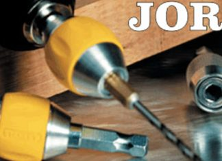 Jore has a high-tech and proprietary drill bit manufacturing process.