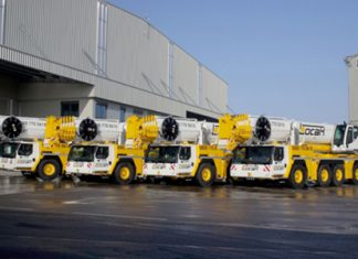 Locar provides heavy lifting equipment for a broad range of industries.