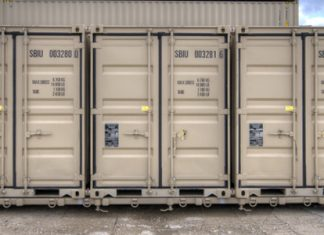 Sea Box produces containers that can be customized with a range of features such as air conditioning, electrical, lighting and plumbing.