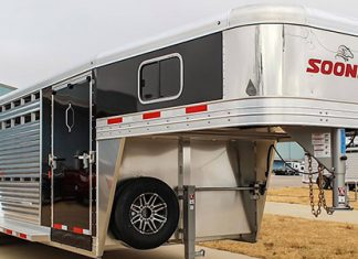 Trailers, made of aluminum, are custom designed to meet everyone's lifestyle.