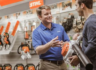 Stihl produces a range of products for homeowners to landscaping professionals.