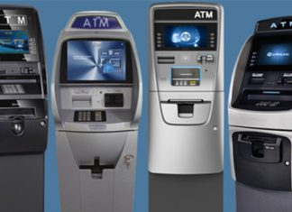A range of ATM machines found in convenience stores, hotels, restaurants and supermarkets.