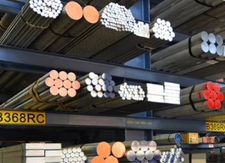 Yarde Metals carries a multi-metal inventory specializing in aluminum, stainless, carbon steel and brass in a wide range of sizes.