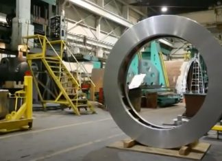 ebco fabrication and assembly of francis turbine