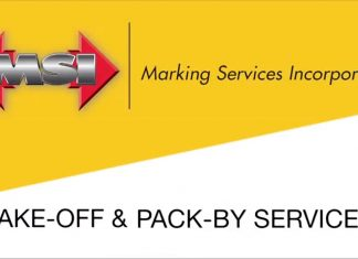 msi electrical identification take-off and pack-by services