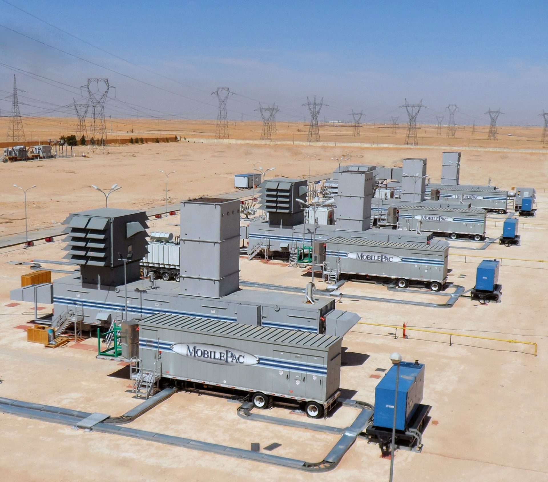 Mobile Gas Turbines Emergency Power for Those That Need It Most
