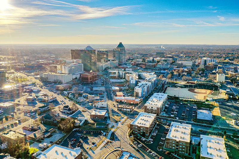 Greensboro-High Point is Prepared for Automation - Industry