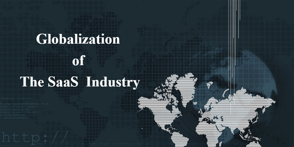 saas globalization industry