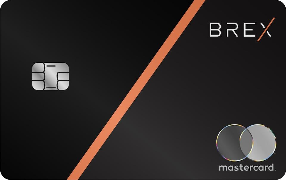 brex corporate credit card