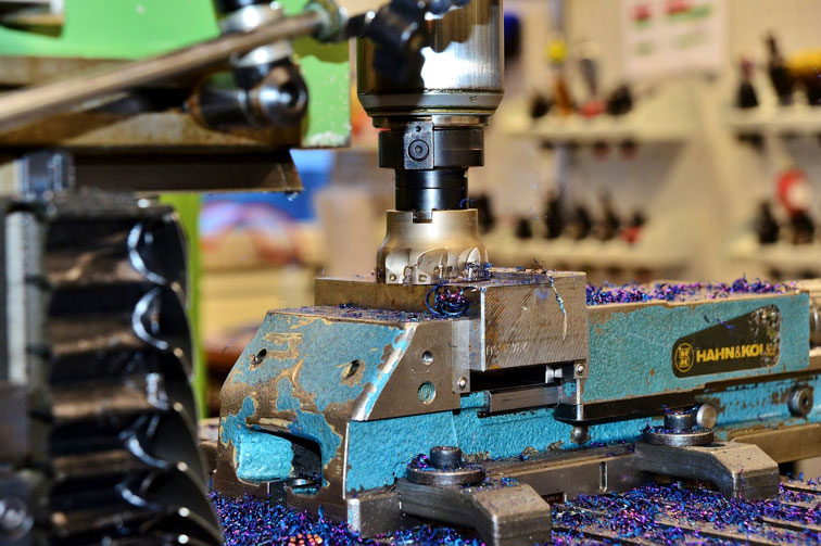 Computer Numerical Control (CNC) Machining - Industry Today