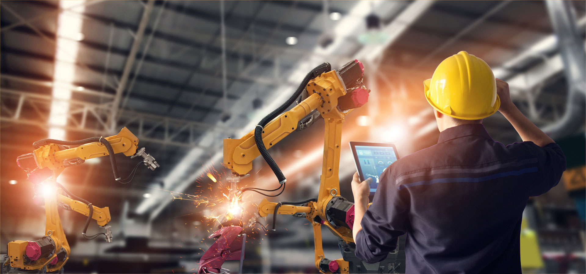 technology and heavy industry