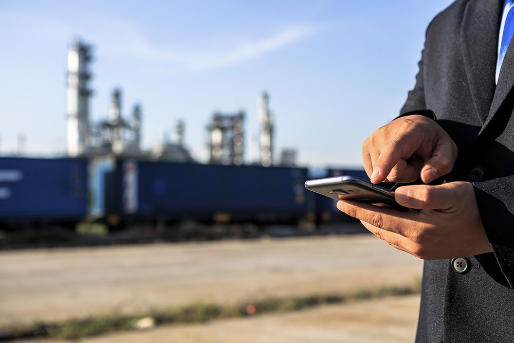 oil and gas information management