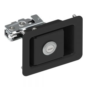 r4-82 rotary latch with paddle actuator