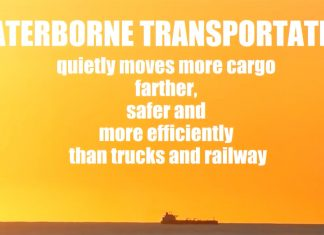 waterborne shipping economical and efficient transportation