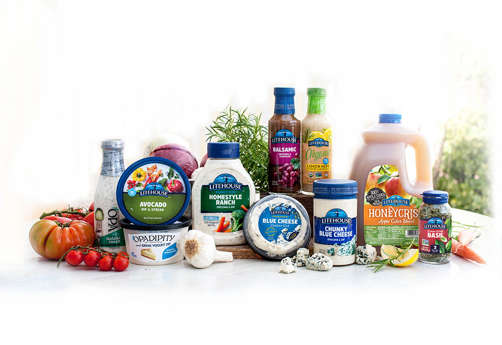 litehouse refrigerated salad dressing condiments