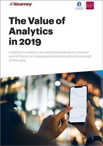 the value of analytics report