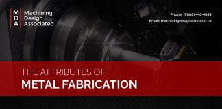 attributes of metal fabrication