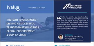 ivalua chassis brakes international case study