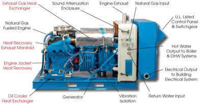 chp systems electricity