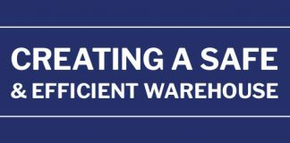 creating safe efficient warehouse