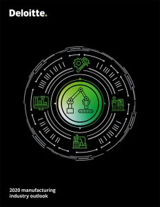 deloitte mfg outlook 2020
