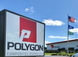 polygon sign logo