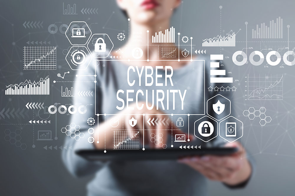 cybersecurity technology for distributors