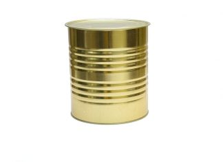 tin can packaging
