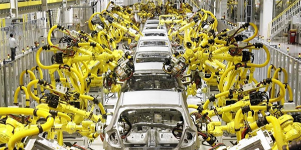 Modern Technology in the Automotive Industry - Industry Today %