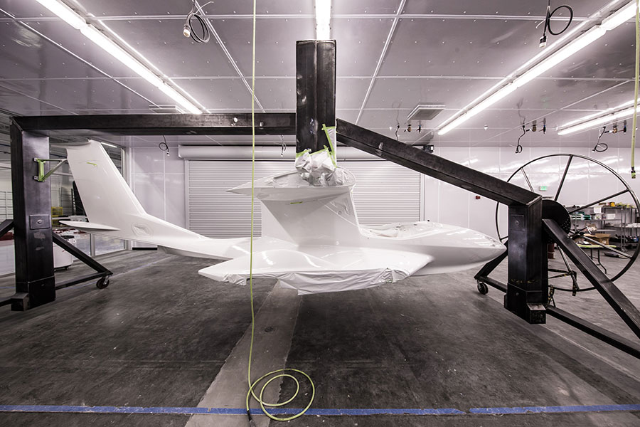 icon a5 production