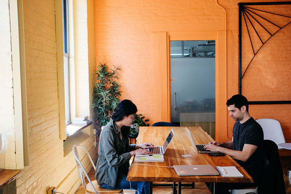 working for startup after corporations