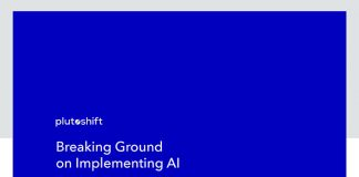 "Plutoshift's latest report, ""Breaking Ground on Implementing AI,"" uncovers how manufacturing companies are tackling AI implementation, the hurdles they encounter along the way, and how far along they are on obtaining full data intelligence."