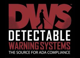 detectable warning systems logo redimat