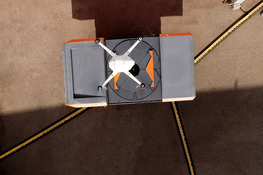 Automated drones for oil and gas are impacting supply chain management