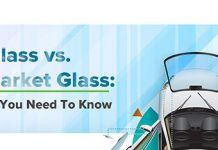 oem glass vs aftermarket glass infographic