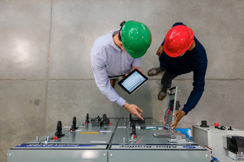 Predictive maintenance insights and real-time asset health monitoring can significantly reduce production downtime.