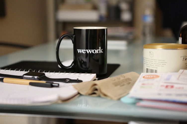 wework real estate startups