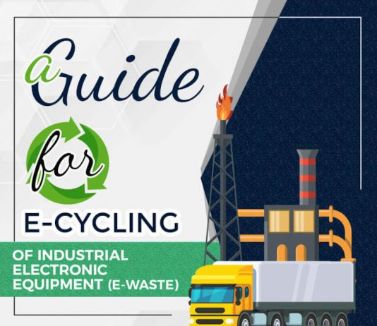 a guide for recycling electronics