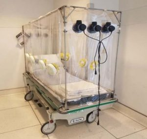 ar tech patient isolation transportation unit pitu