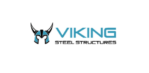 viking steel structures logo