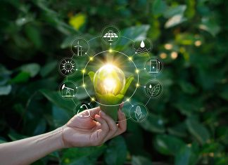 The green future, in its simplest form, is fuelled by automation and technology.