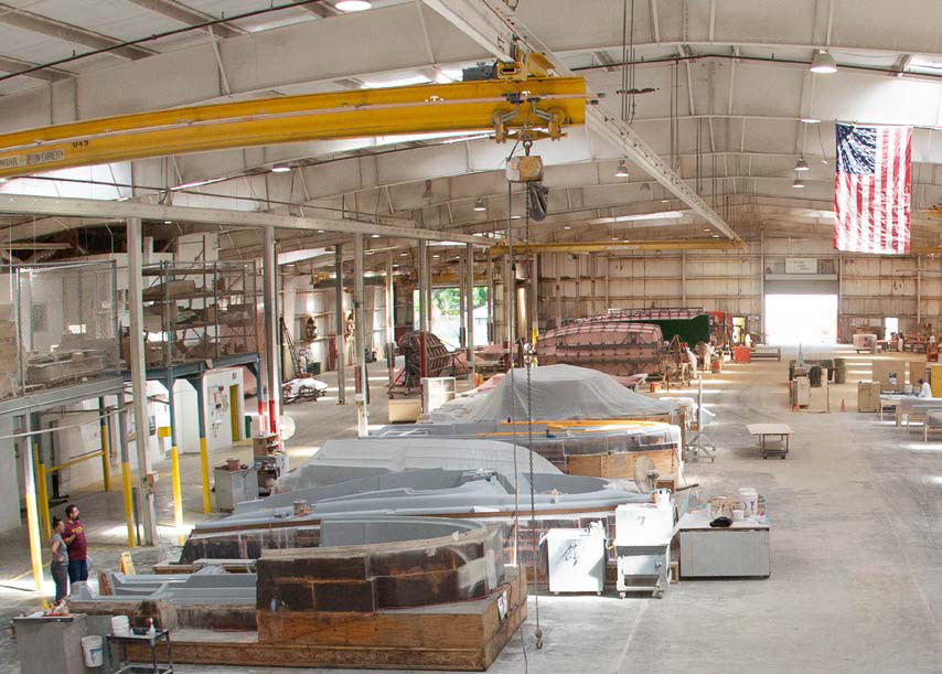 marine concepts manufacturing