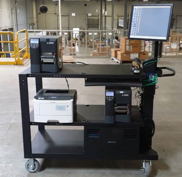Mobilizing legacy printers and pairing them with a wireless barcode scanning device creates an affordable, all-in-one solution.