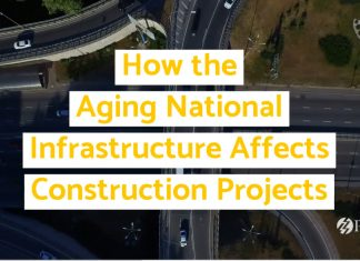 how the aging national infrastructure affects construction projects