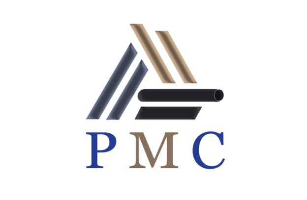 pmc permanent steel manufacturing logo