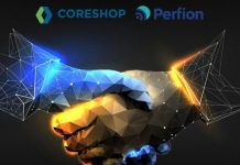 coreshop perfion joint partnership