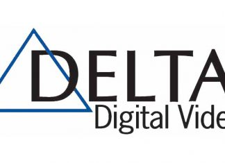 delta digital video logo