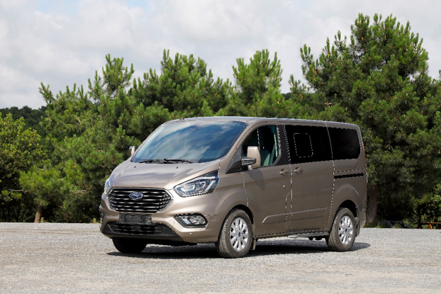 Ford Transit Custom is a light commercial vehicle replacing the smaller front-wheel drive models of the fourth generation Ford Transit.